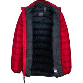 Marmot Boys Tullus Jacket Team Red